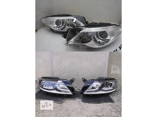 продам Б/у фара для легкового авто Volkswagen Passat CC бу в Львове