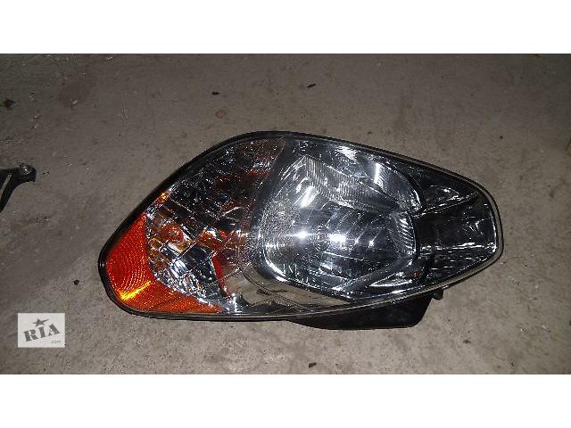 бу Б/у фара левая для легкового авто Hyundai Accent 2008 в Коломые