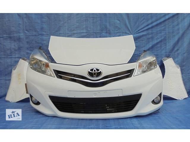 продам Б/у Фара левая, правая Toyota Yaris 2011-2013 бу в Киеве