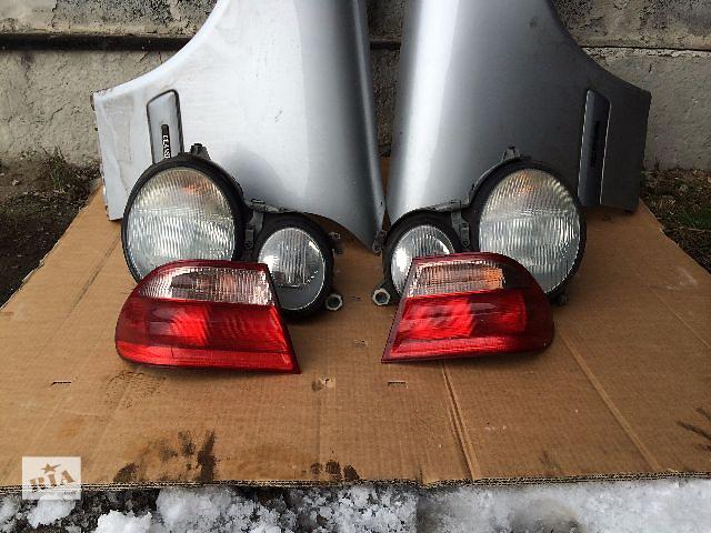 продам б/у Фари Ліва і Права Mercedes E-210 1999-2002р бу в Львове