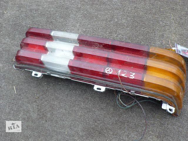 продам Б/у фонарь стоп для легкового авто Mercedes 123 бу в Львове