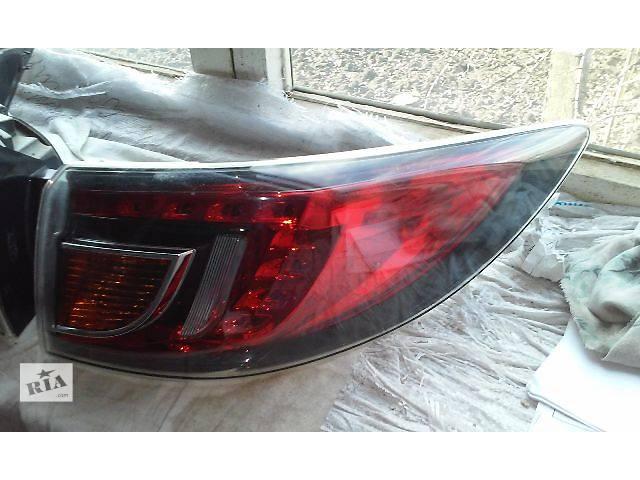 бу Б/у фонарь стоп для универсала Mazda 6 в Кривом Роге (Днепропетровской обл.)