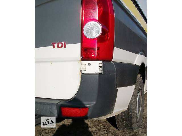 купить бу Б/у Фонарь в бампер Volkswagen Crafter Фольксваген Крафтер 2.5 TDI 2006-2010 в Рожище