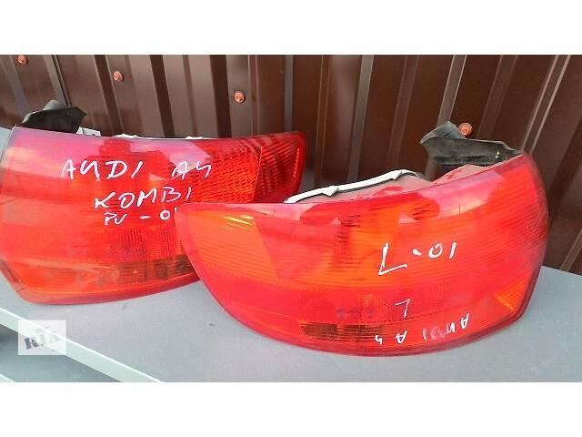 Б/у фонарь задний для легкового авто Audi A4 Avant ЦІНА ЗА ШТ - объявление о продаже  в Яворове (Львовской обл.)