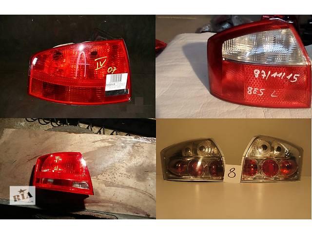 Б/у фонарь задний для легкового авто Audi A4 B6 00-04- объявление о продаже  в Львове