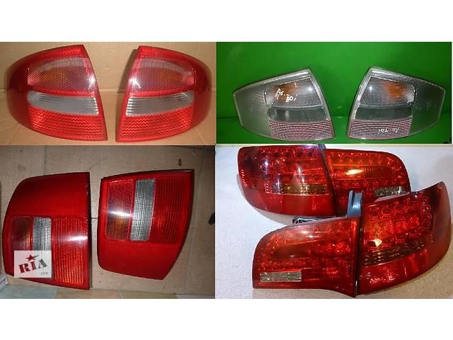 Б/у фонарь задний для легкового авто Audi A6 C5 00-04- объявление о продаже  в Львове