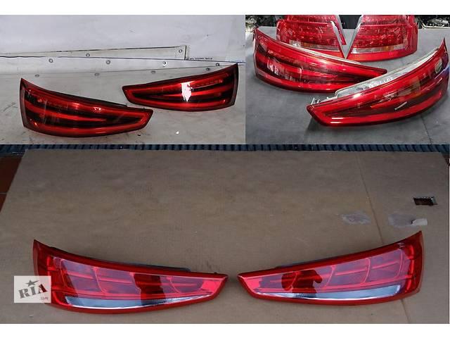 купить бу Б/у фонарь задний для легкового авто Audi Q3 в Львове