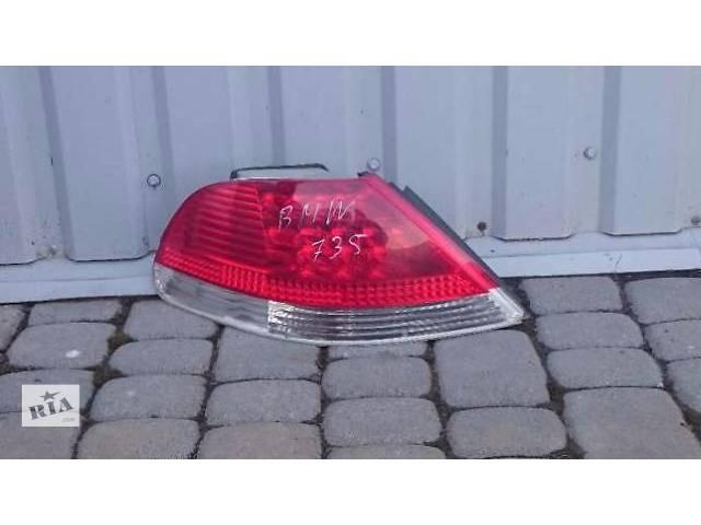 продам Б/у фонарь задний для легкового авто BMW 735 рестайлинг бу в Ужгороде