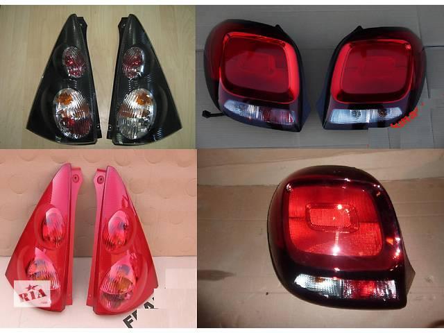Б/у фонарь задний для легкового авто Citroen C1- объявление о продаже  в Львове