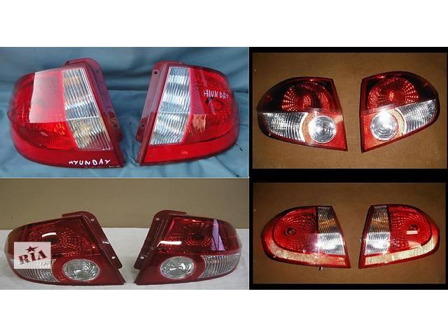 купить бу Б/у фонарь задний для легкового авто Hyundai Getz в Львове