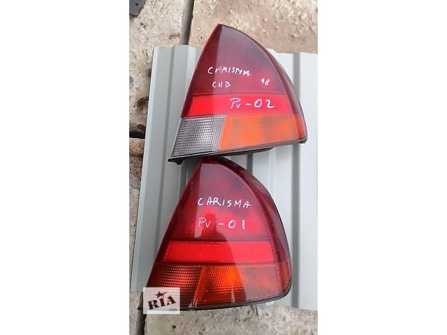 продам Б/у фонарь задний для легкового авто Mitsubishi Carisma, ЦЕНА ЗА ПАРУ бу в Яворове (Львовской обл.)