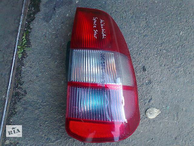 Б/у фонарь задний для легкового авто Mitsubishi Space Star- объявление о продаже  в Львове