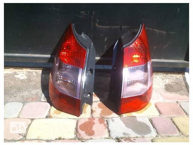Б/у фонарь задний для легкового авто Renault Scenic- объявление о продаже  в Луцке
