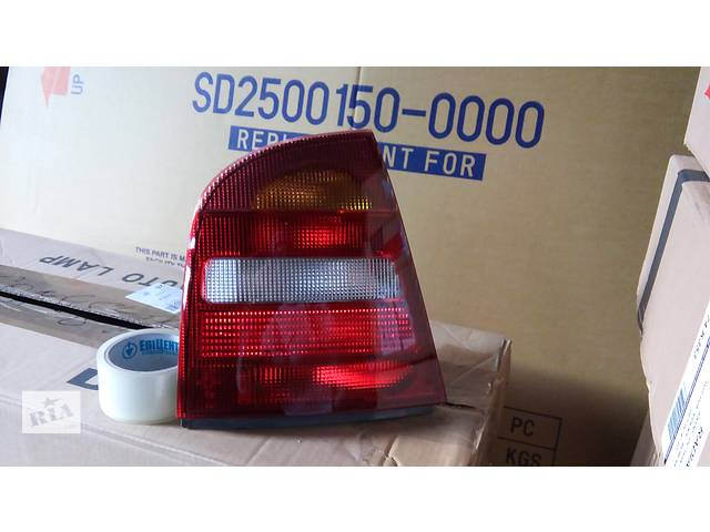 Б/у фонарь задний для легкового авто Skoda Octavia- объявление о продаже  в Черновцах
