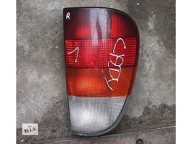 бу Б/у фонарь задний для легкового авто Volkswagen Caddy в Сумах