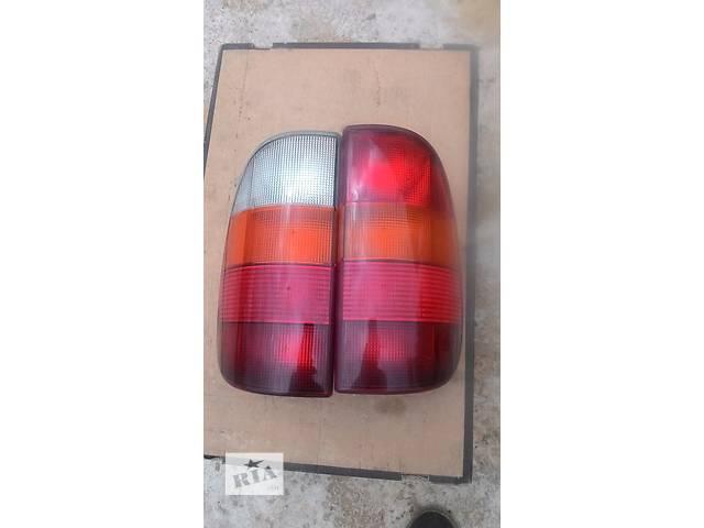 купить бу Б/у фонарь задний для легкового авто Volkswagen Caddy в Яворове (Львовской обл.)