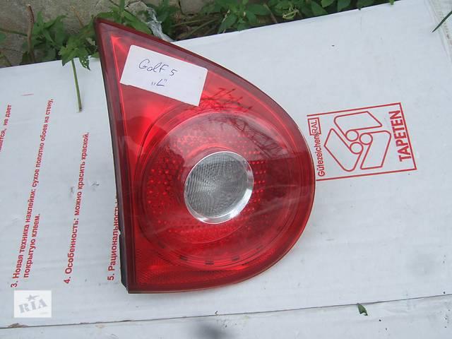 купить бу Б/у фонарь задний для легкового авто Volkswagen Golf в Ровно
