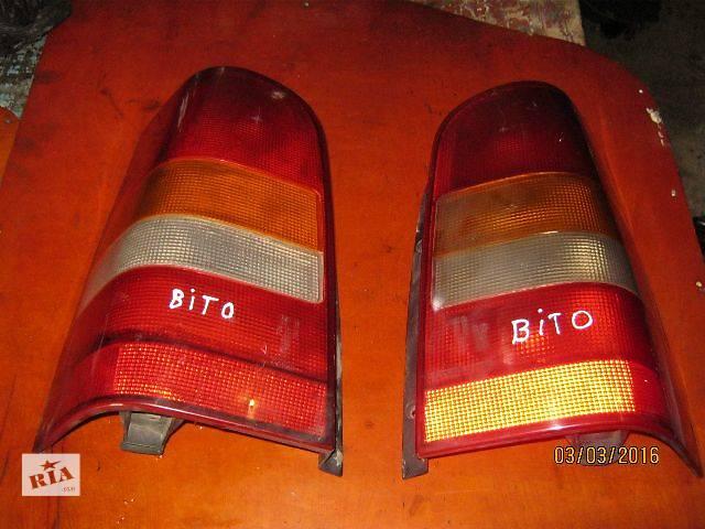 продам Б/у фонарь задний для минивена Mercedes Vito бу в Ковеле
