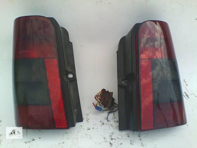 Б/у фонари задние Peugeot Partner 2000- объявление о продаже  в Броварах