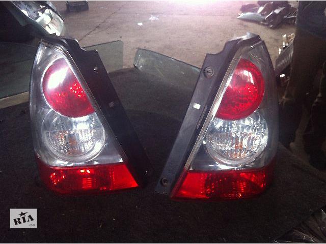 Б/у фонари задние  Subaru Forester 2006- объявление о продаже  в Львове
