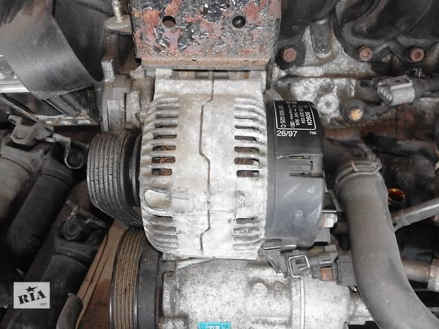 бу Б/у Генератор/щетки Ауди Audi A3 1,6 бензин 2000 в Рожище