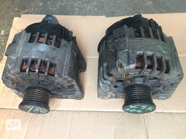продам Б/у генератор/щетки для грузовика Renault Trafic Valeo 125A бу в Луцке