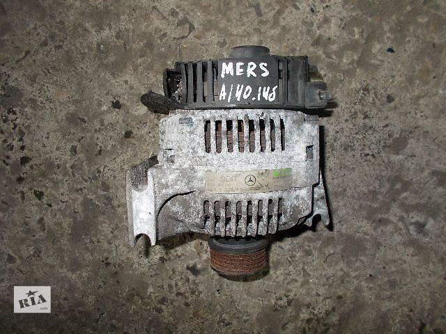 продам Б/у Генератор Mercedes A 140 1.4 бензин бу в Стрые