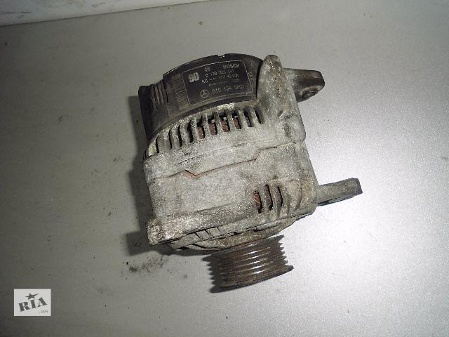 бу Б/у генератор/щетки для легкового авто Mercedes Sprinter 612D 1996 90A. в Буче (Киевской обл.)