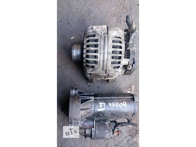 продам Б/у генератор/щетки для легкового авто Peugeot Boxer 2,2 бу в Луцке