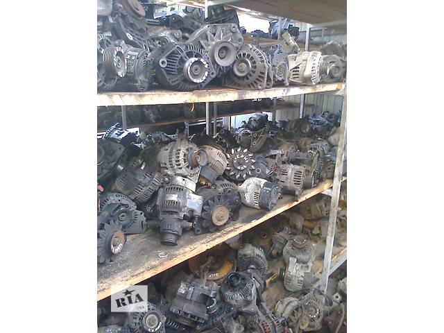 купить бу Б/у генератор/щетки для легкового авто Peugeot Boxer в Луцке