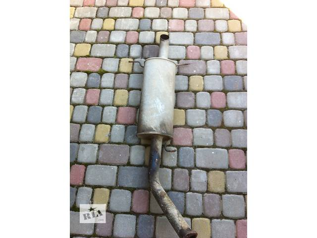 продам Б/у глушитель для легкового авто Mazda 626 бу в Ивано-Франковске