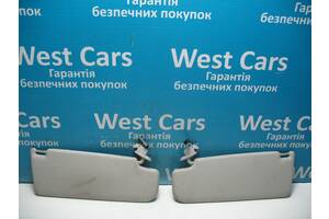 Б/У Cолнцезащитные козырки с зеркалом и крышкой комплект SuperB 1997 - 2005 3B0857551AM. Лучшая цена!