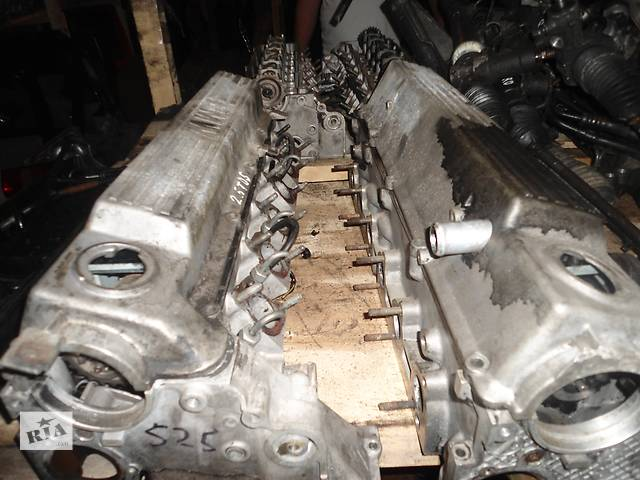 продам Б/у головка блока для легкового авто BMW ОРЕL RANGE ROVER 2.5TDS бу в Ковеле
