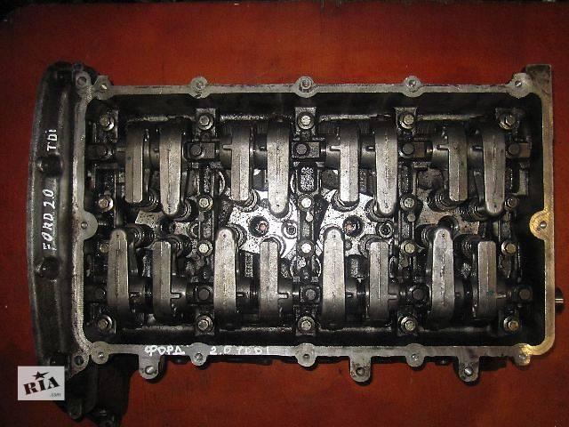 бу Б/у головка блока для легкового авто Ford в Ковеле