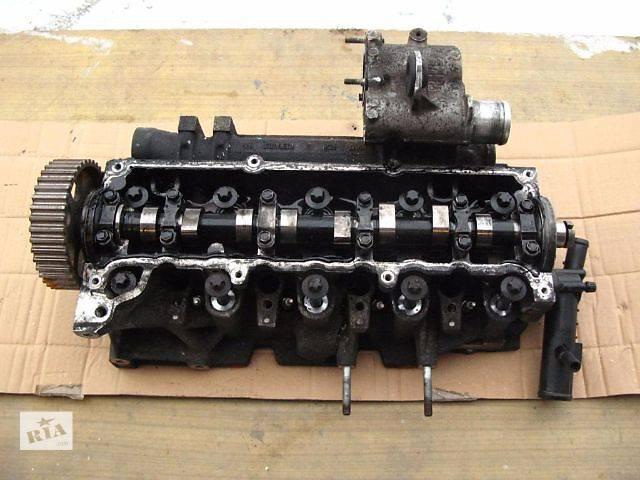 продам Б/у головка блока для легкового авто Nissan Kubistar1.5DCI бу в Луцке