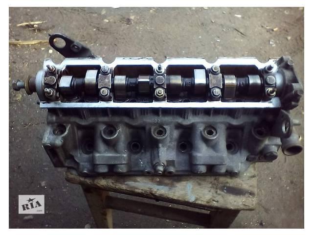 продам Б/у головка блока для легкового авто Renault 19 1.4 бу в Ужгороде