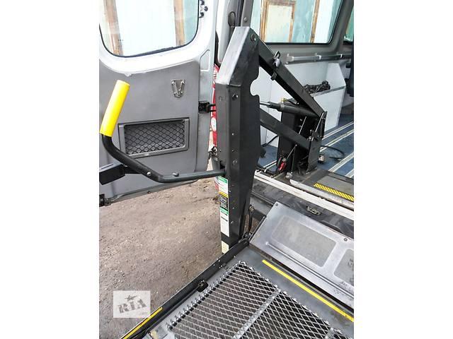 бу Б/у Подъемник инвалидной коляски VISTA Volkswagen Crafter Фольксваген Крафтер 2.5 TDI 2006-2012 в Луцке