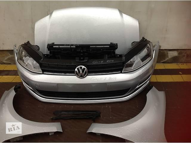 бу Б/у капот для хэтчбека Volkswagen Golf VII в Львове