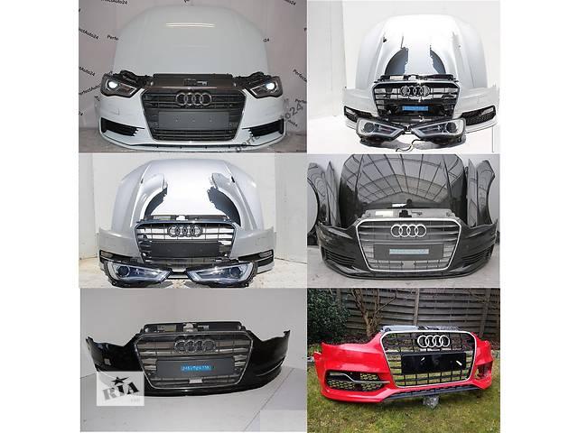 Б/у капот для легкового авто Audi A3 8v 12-- объявление о продаже  в Львове