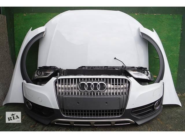 купить бу Б/у капот для легкового авто Audi A4 Allroad в Львове