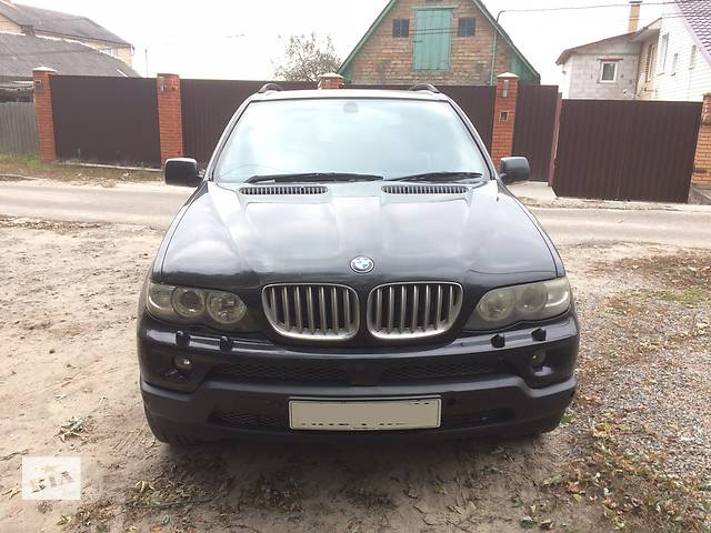 продам Б/у капот для легкового авто BMW X5 бу в Киеве