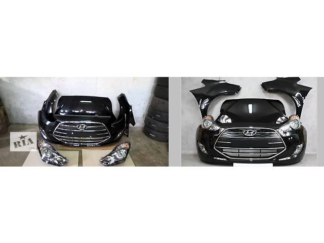 продам Б/у капот для легкового авто Hyundai IX20 бу в Львове