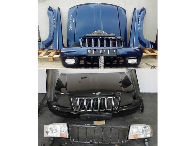 купить бу Б/у капот для легкового авто Jeep Grand Cherokee в Львове