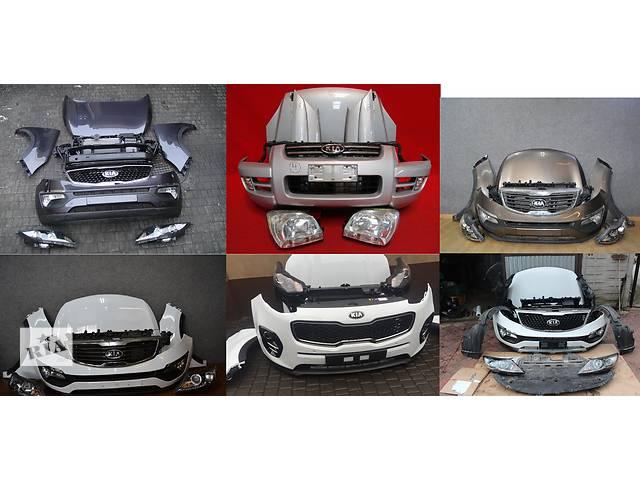 продам Б/у капот для легкового авто Kia Sportage бу в Львове