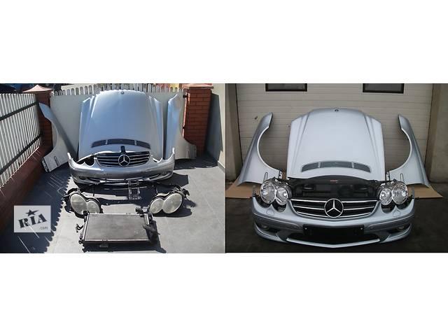 купить бу Б/у капот для легкового авто Mercedes CLK-Class w209 02- в Львове