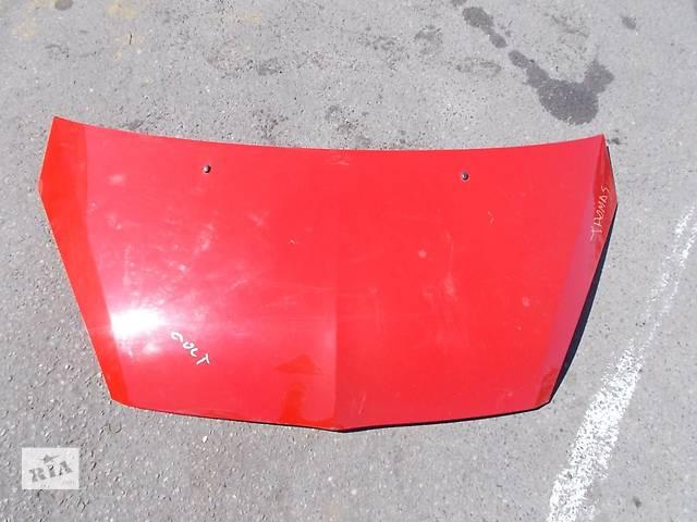 продам Б/у капот для легкового авто Mitsubishi Colt бу в Львове