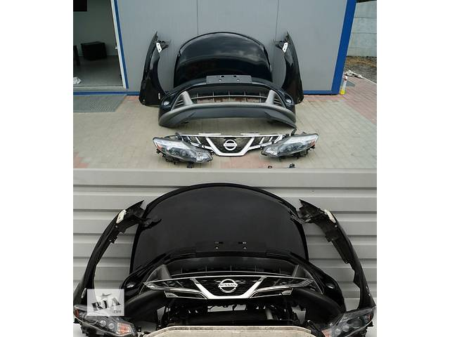 купить бу Б/у капот для легкового авто Nissan Murano z51 в Львове