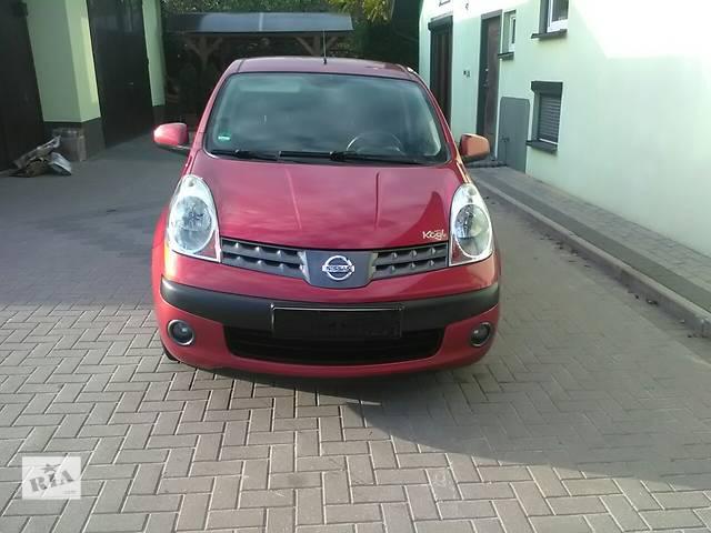 продам Б/у капот для легкового авто Nissan Note бу в Запорожье