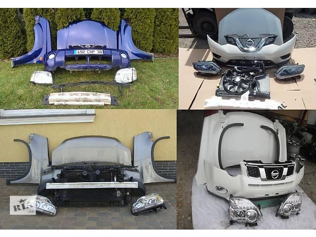 продам Б/у капот для легкового авто Nissan X-Trail бу в Львове
