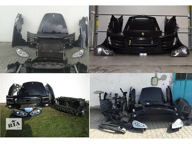бу Б/у капот для легкового авто Porsche Cayenne в Львове
